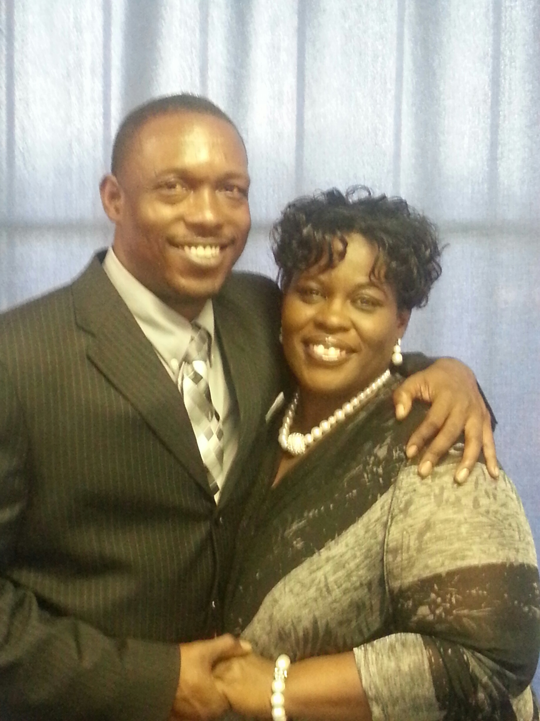 Pastor J.R.Washington Jr. & Minister Janice Washington