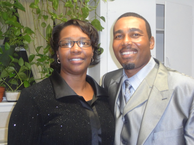 Apostle Green & Sis. Green