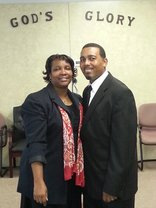 Apostle T.W. Green Sr. & First Lady Green